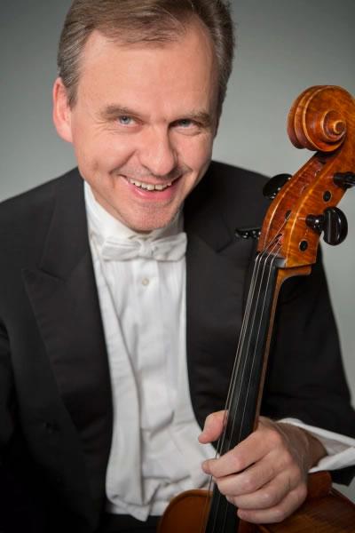Bernd Winkler, Cellist